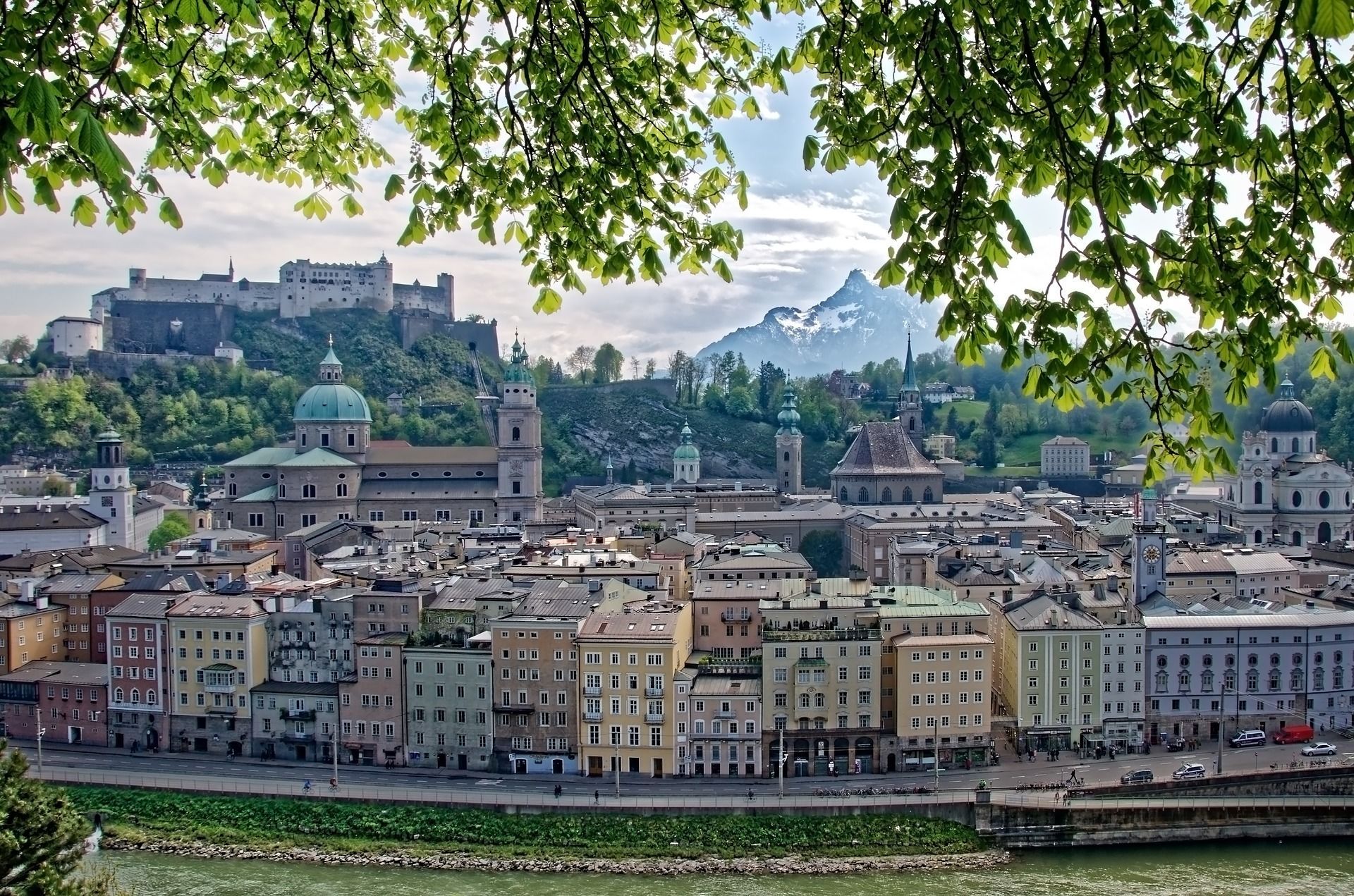 Salzburg Rakousko